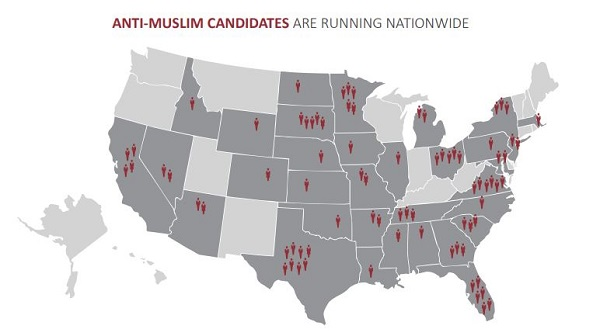 'Running on Hate' Report: anti-Muslim Sentiment on the Rise with Republican Campaigns
