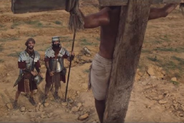 Christians and Muslims Upset over Crucified Jesus Organ Donor Ad