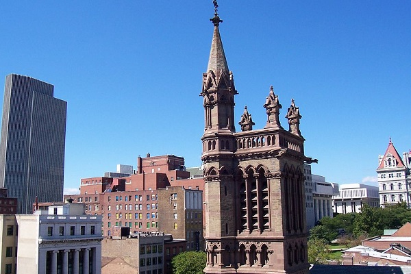 Albany's Episcopal Bishop Bans Same-sex Marriages in the Diocese's Churches