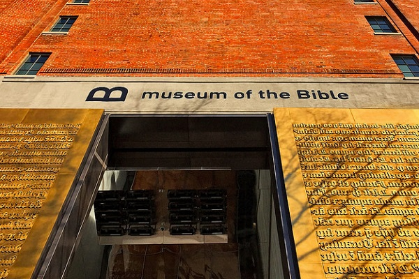 Rare 'Slave Bible' on Display at the Museum of the Bible
