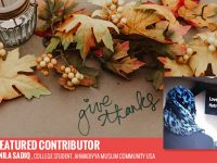 Celebrating Thanksgiving as an Ahmadi Muslim