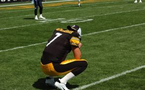 Steelers QB Ben Roethlisberger Honored Tree of Life Synagogue Victims
