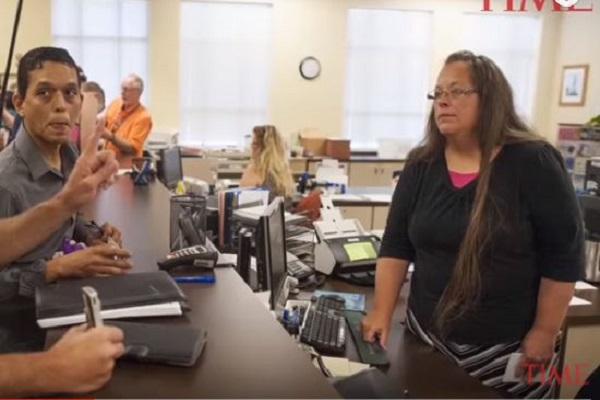 Kim Davis Lost Re-election in Kentucky