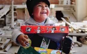 Christmas Shoebox Gifts from Samaritan's Purse for Operation Christmas Child