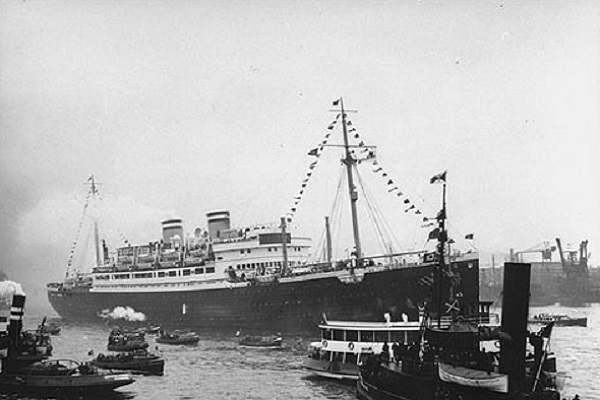 Canada Apologizes for Denying Asylum to Jewish Refugees of the MS St. Louis