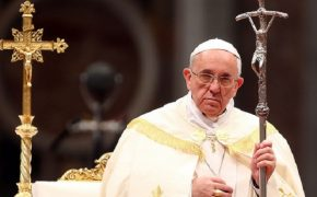 "Pope Warns Predator Priests to Prepare for ""Divine Justice"""