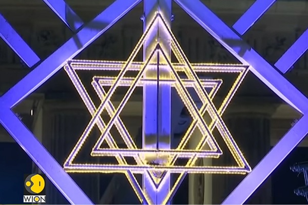Holocaust Survivors Speak Out Against Anti-Semitism on Third Day of Hanukkah