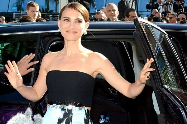 """Natalie Portman Disagrees with Israel's """"Racist"""" Nation-State Law"""