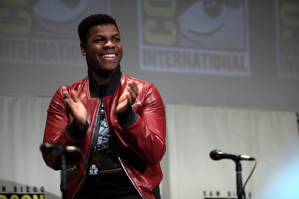 "'Star Wars' star John Boyega Will Produce ""God is Good"""