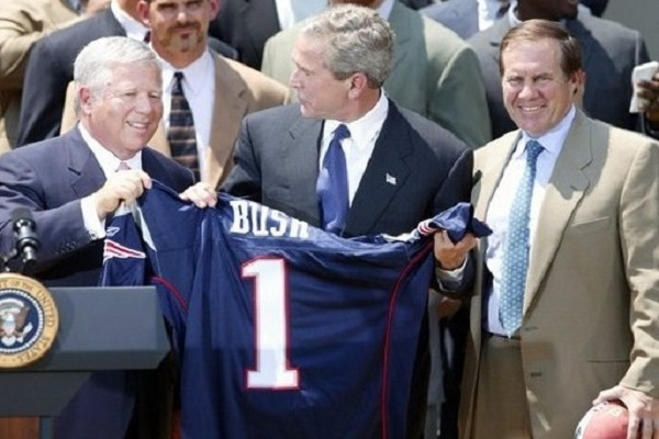 "New England Patriots Owner Awarded ""Jewish Nobel"""