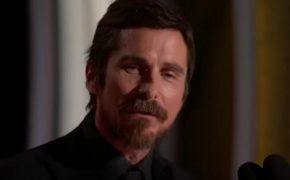 Christian Bale Thanks Satan for Winning Golden Globe