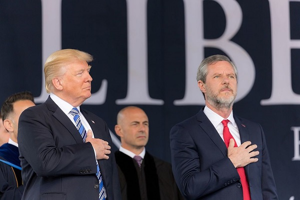 Liberty University's CIO Paid $50,000 to Rigg Polls in Trump's Favor