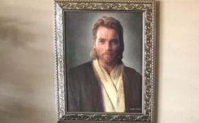 Mormon Mom Pranked with Obi-Wan Kenobi 'Jesus Painting'
