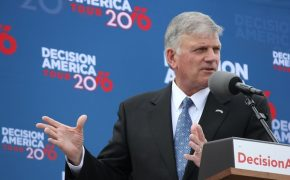 Franklin Graham Fires Back at Lady Gaga