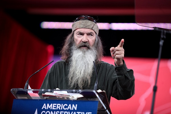 Duck Dynasty Patriarch Has Interesting Take on Health Care
