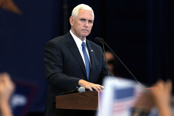 Pence Says Iran is Intent on 'Another Holocaust' and Demands EU Back Out of Nuclear Deal