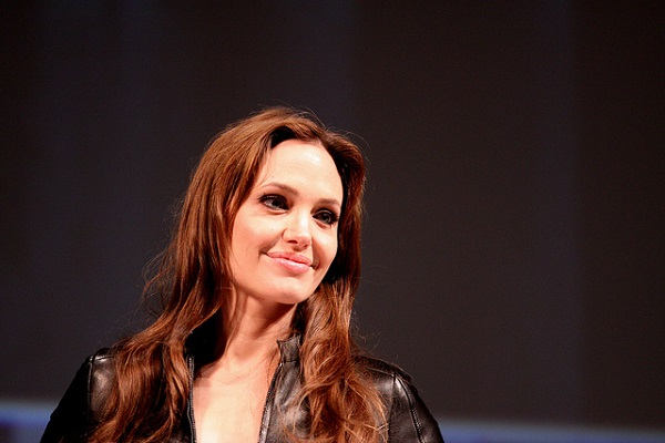 Angelina Jolie Visits Rohingya Camps in Bangladesh