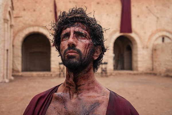 "History Channel's ""Jesus: His Life"" Airs March 25"