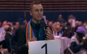 Gay Man Pleads for Acceptance During Methodist Conference on Same-Sex Marriage and LGBTQ Clergy