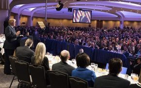 Trump Speaks at National Prayer Breakfast