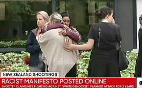 49 Dead After Christchurch, NZ Mosque Shootings