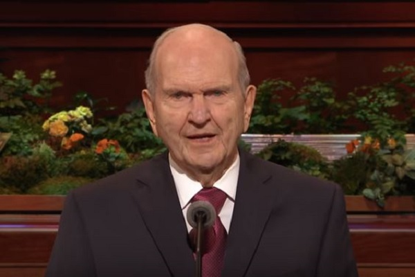 You're Invited to LDS President Russell M. Nelson's 95th Birthday Party