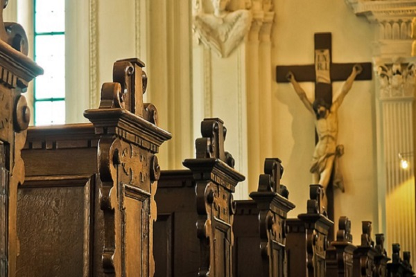 In the U.S. 'Nones' Now Number with Catholics and Evangelicals