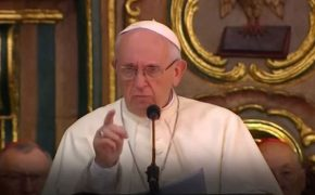 Pope Francis Warns About the Dangers of Gossip