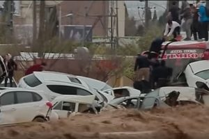 Pope Sends Flood Relief to Iran