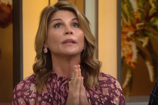 Lori Loughlin Says God is Helping Her Cope College Admissions Scandal