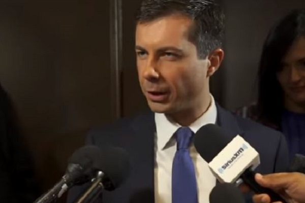 "Mayor Pete Buttigieg Stands by Calling Trump's Christianity ""Hypocrisy"""