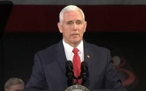 Students Want University to Rescind Pence's Invite to Speak at Commencement
