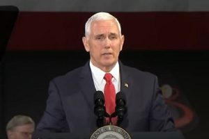 Students Want the University to Rescind Pence's Invite to Speak at Commencement