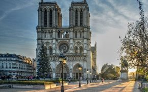 Temporary Wooden Cross Cathedral to be Built Outside Notre Dame