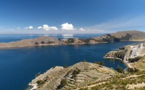 Evidence of Religion That Sacrificed Llamas Discovered in Lake Titicaca