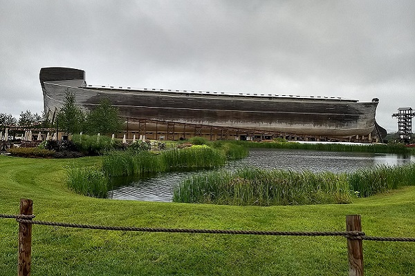 Ark Encounter Has Filed A Lawsuit Against Its Insurer for Rain Damage