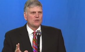 Franklin Graham Slams PBS For Cartoon Gay Marriage