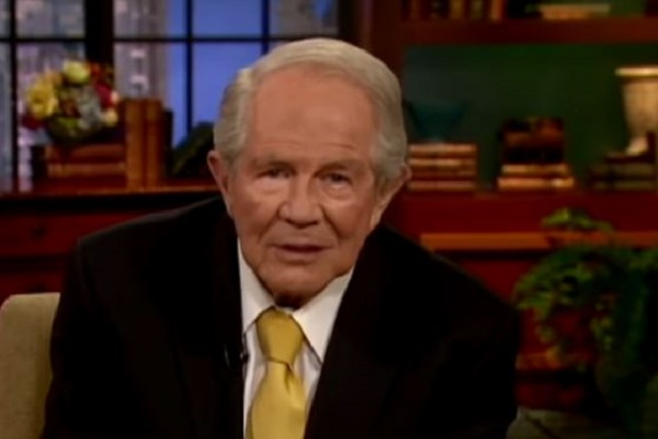 Pat Robertson Says if the Equality Act is Passed it Will Bring God's Judgement Upon the U.S.