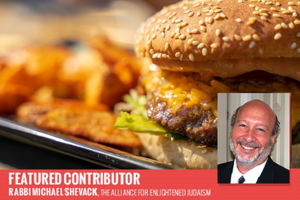 Grabbing a Cheeseburger: Enlightened Kashrut