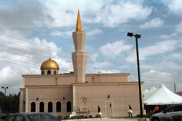 Call for Increased Security After Threat to Houston Mosque