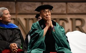 "Dalai Lama ""Deeply Sorry"" for Sexist Remark About a Female Successor"