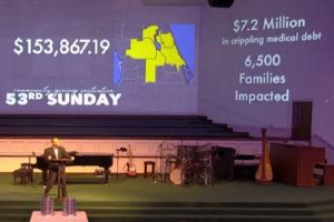 Stetson Baptist Church Clears Over $7M in Medical Debt for 6,500 Families