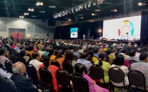 Thousands Attend the 20th Biennial JAINA Convention in Ontario, CA