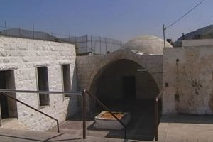 Bomb Defused at Joseph's Tomb