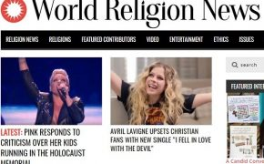 World Religion News Ranked #1 Religious Blog and Website
