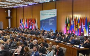 Ministerial to Advance Religious Freedom Urges Grassroots Movement to Bring Together Faiths