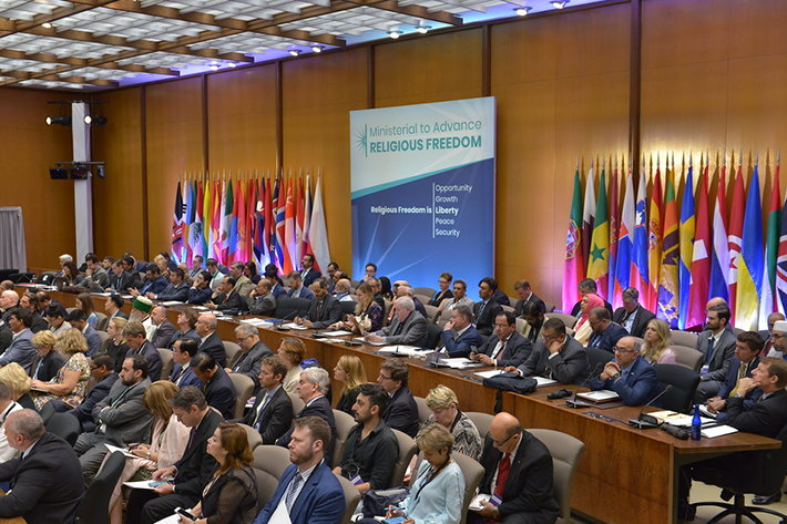 International Religious Freedom Roundtable: A Vital Movement in the World Today