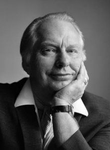 L. Ron Hubbard, Founder of the Scientology religion