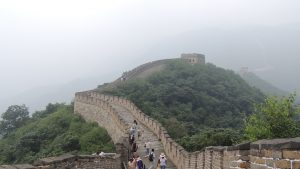 Great Wall of China Image by Andy Leung