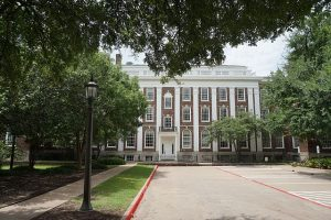 SMU's Clements Hall photo by Michael Barera, CC